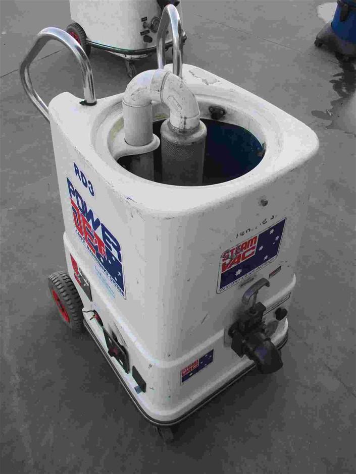 Steamvac RD3 Carpet Cleaner