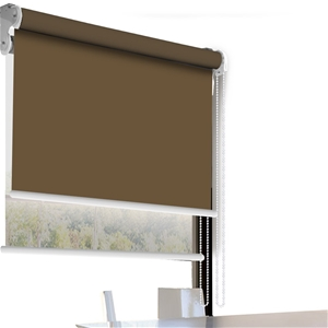 Modern Day/Night Double Roller Blind Com