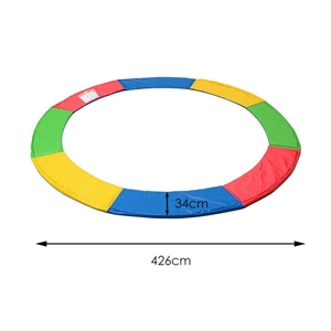 14 FT Kids Trampoline Pad Replacement Ma