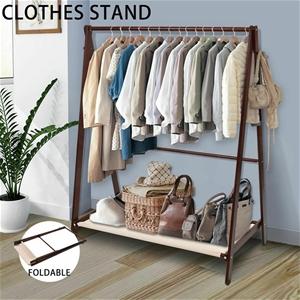 Levede Clothes Rack Folding Garment Port