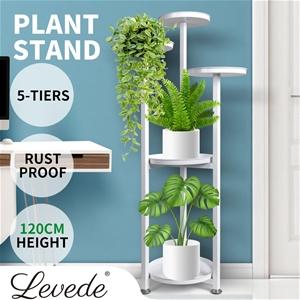 Levede Plant Stand Outdoor Indoor Flower