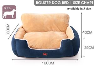 PaWz Pet Bed Dog Mattress Bedding Calmin