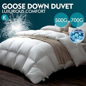 DreamZ 500GSM All Season Goose Down Feat