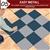 20x Tiles Commercial Grade Domestic Home 50x50cm Grey