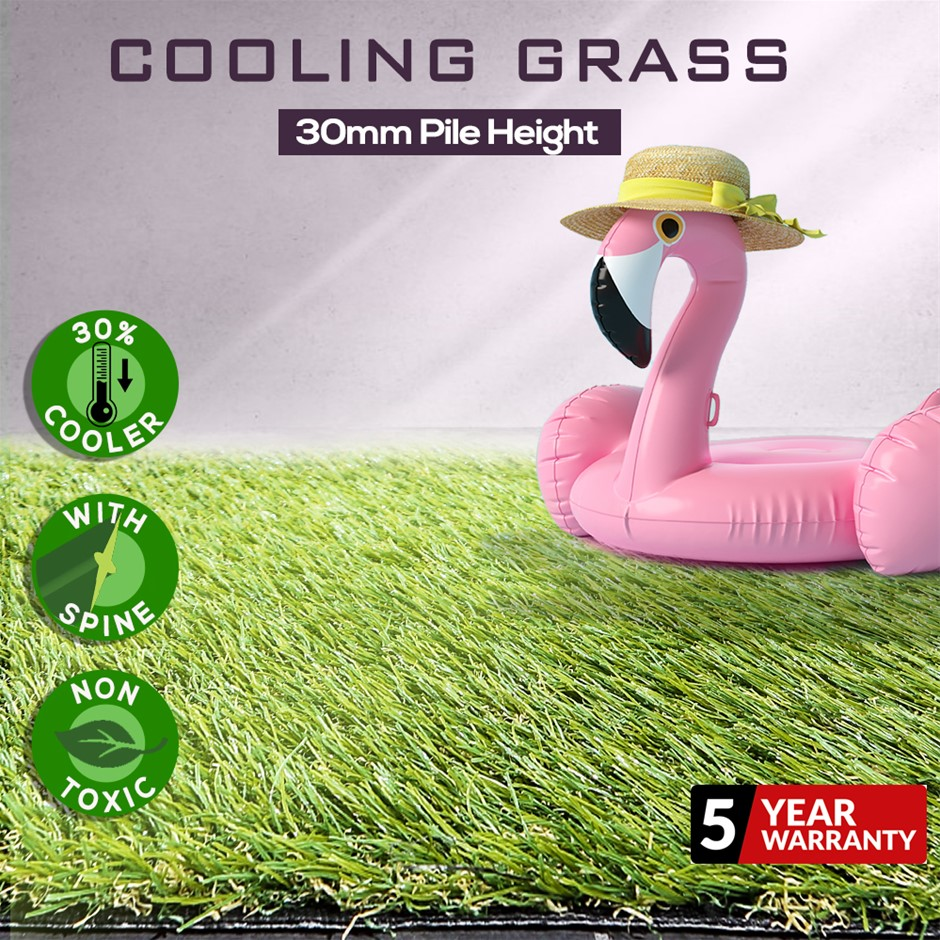 Artificial Grass Synthetic Turf Fake Lawn Plastic Braches Pin Green Plant