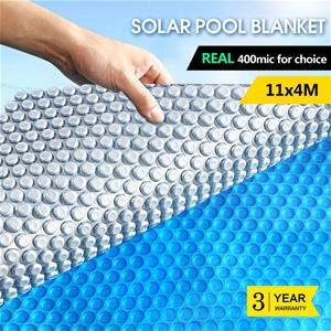 11x4M Real 400 Micron Solar Swimming Poo