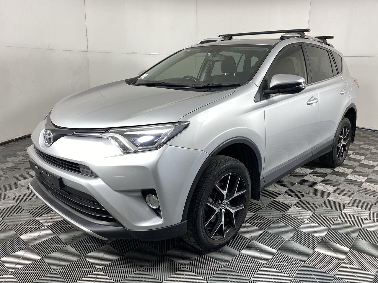2016 Toyota Rav 4 GXL ZSA42R Automatic Wagon 109,432km