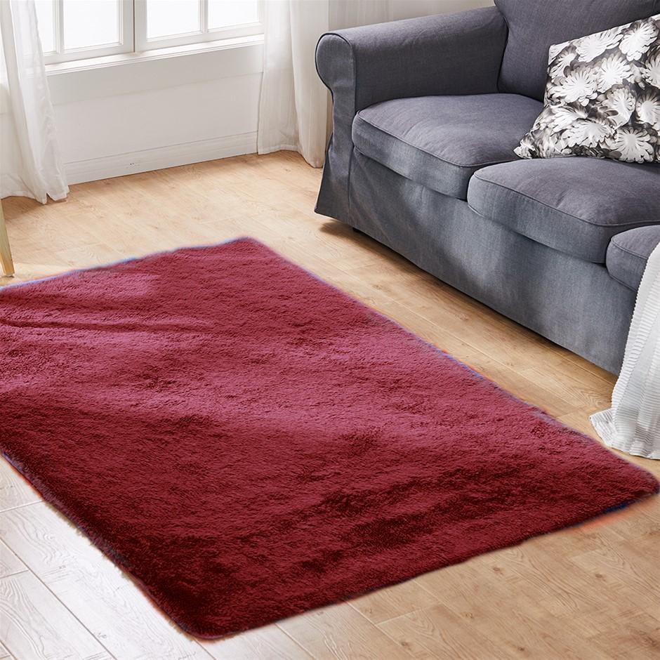 Designer Soft Shag Shaggy Floor Confetti Rug Carpet Decor 200x230cm