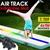 4x1M Inflatable Air Track Mat Tumbling Pump Floor Home Gym 20cm Thick