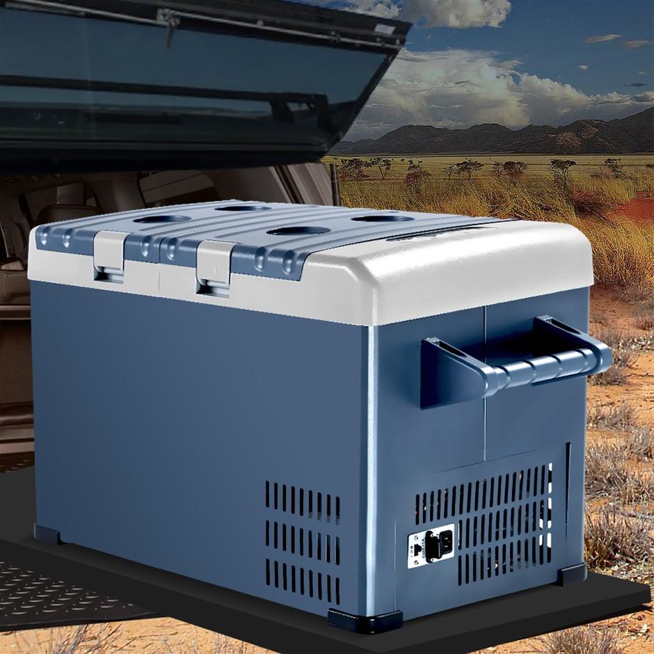 Spector 35L Portable Fridge Freezer Cooler Refrigerator Caravan Boat