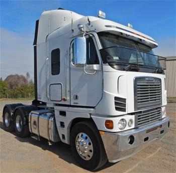 2010 Freightliner Argosy FLH 6x4 Prime Mover