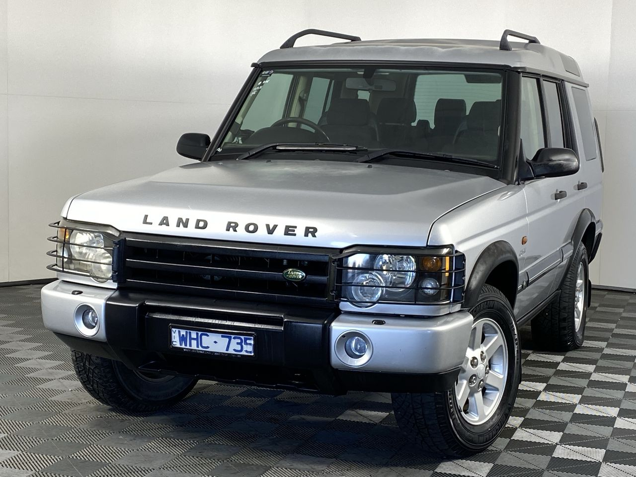 2004 Land Rover Discovery Classic Turbo Diesel Manual Wagon
