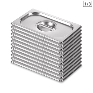 SOGA 12X Gastronorm GN Pan Lid Full Size