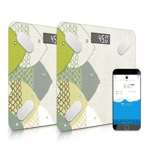 SOGA 2x Wireless tooth Digital Body Fat