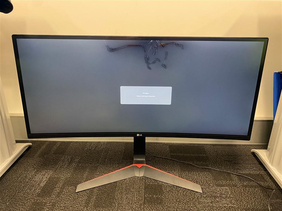 "LG 34"" Ultrawide Gaming Monitor"