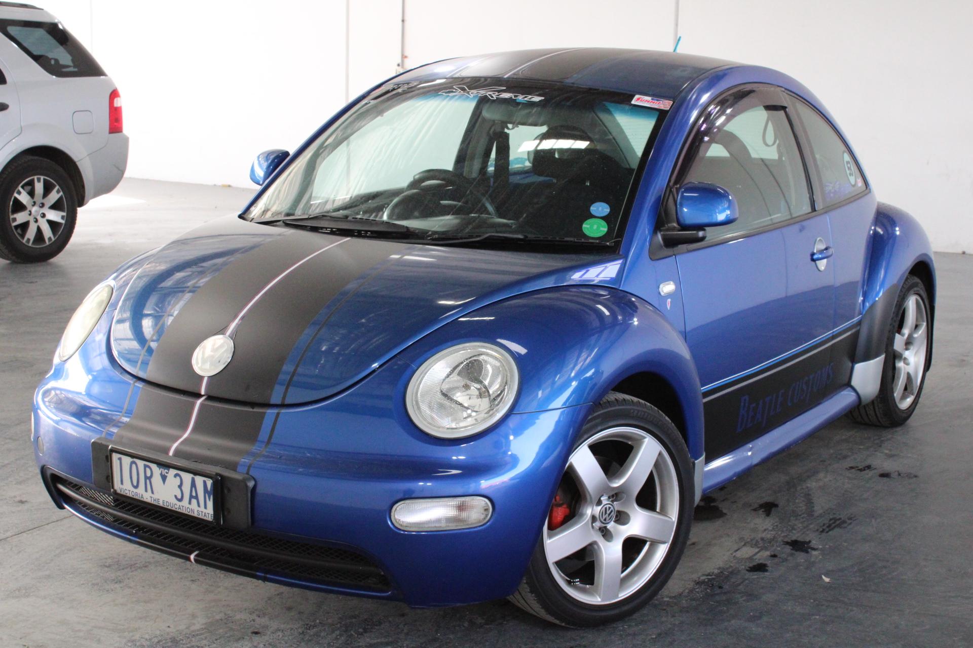 2003 Volkswagen Beetle 1.6 A4 Automatic Hatchback