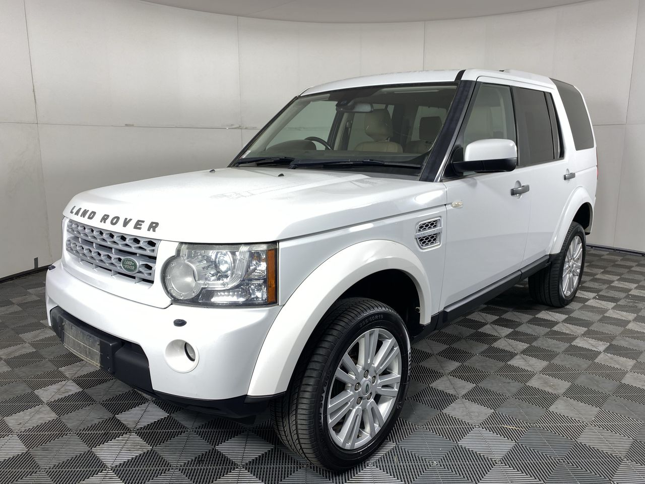 2011 (2012) Land Rover Discovery 4 3.0 SDV6 SE Series 4 T/Diesel Auto