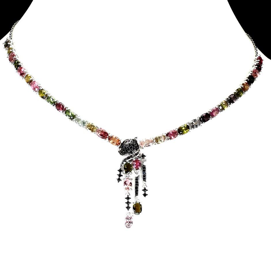 Amazing Genuine Tiger Head Necklace