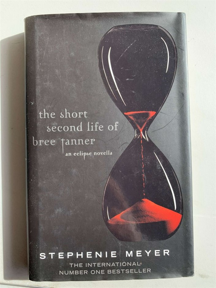Book, Fiction, Novel, The Short Second Life of Bree Tanner, Stephenie Meyer