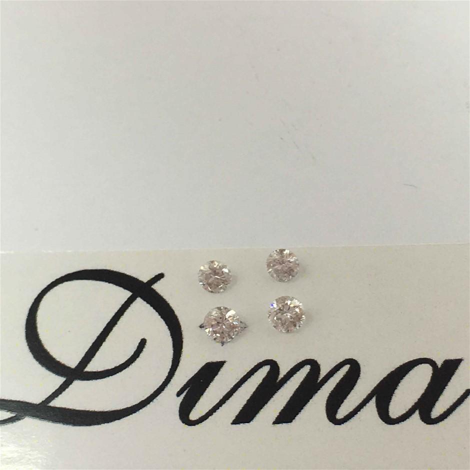 0.10ct Pink Diamond
