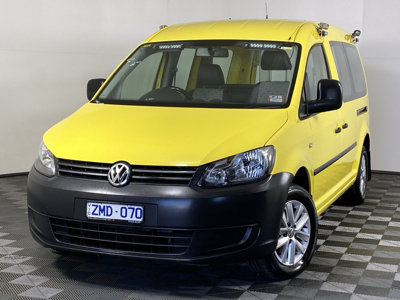 2012 Volkswagen CADDY Turbo Diesel Automatic Van (EX RACV)