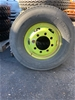 5 Truck Wheels and Tyres