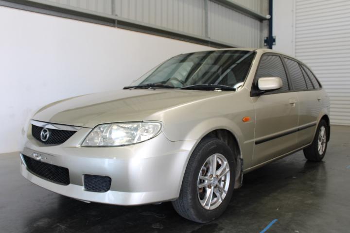 2002 Mazda 323 Astina BJ Hatchback (WOVR)