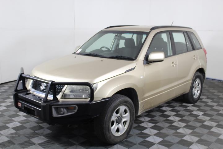 2009 Suzuki Grand Vitara 4WD JT Wagon, 110,076km