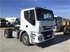 <p>2010 Iveco Stralis 6 x 4 Prime Mover Truck</p>