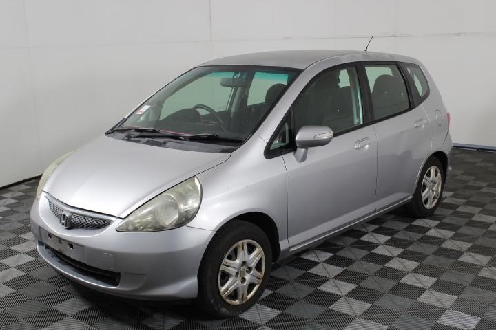 2006 Honda Jazz VTi GD CVT Hatchback