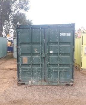 Container 3.0M x 2.4M