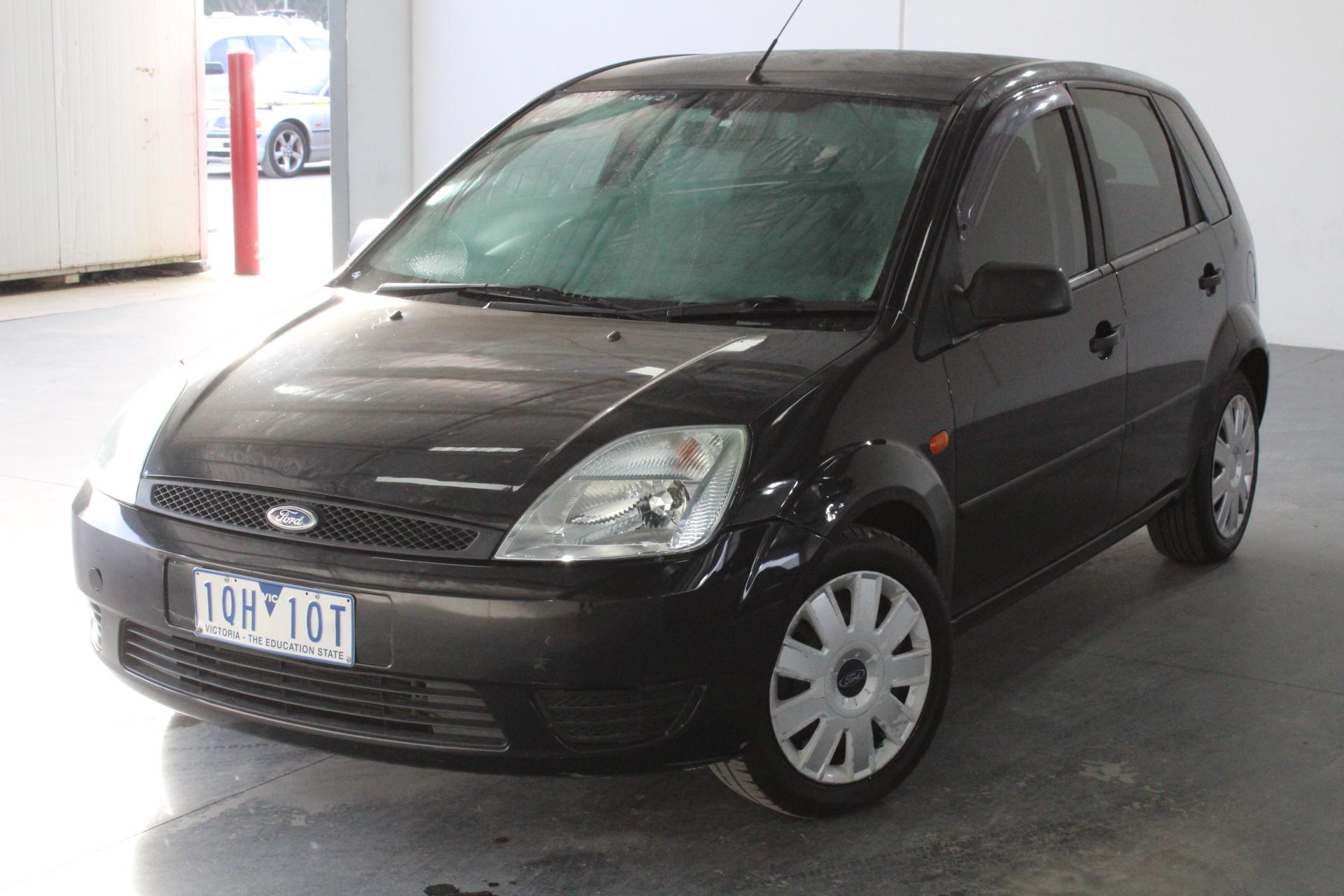 2004 Ford Fiesta LX WP Automatic Hatchback(WOVR)