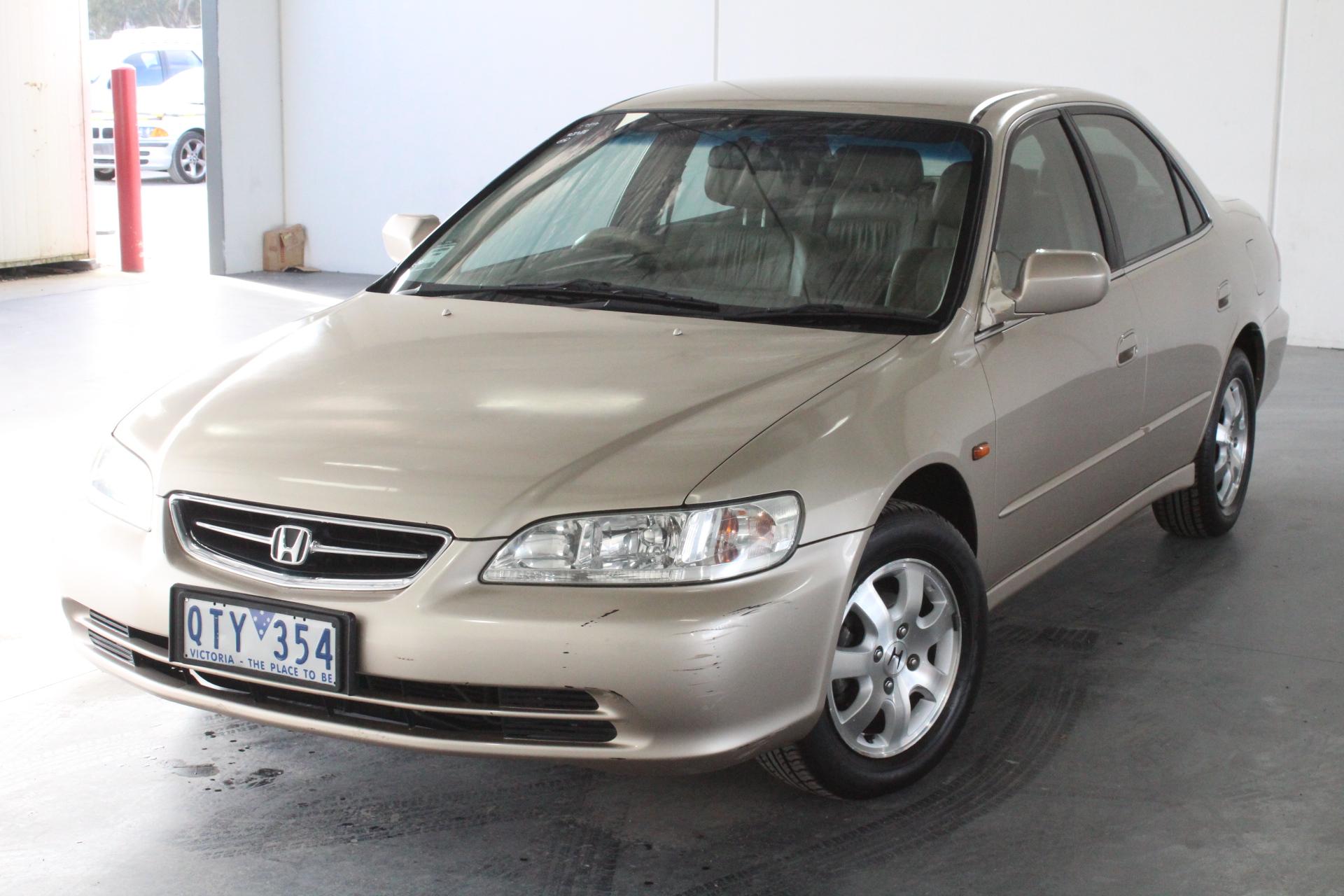 2001 Honda Accord VTi-L 6th Gen Automatic Sedan