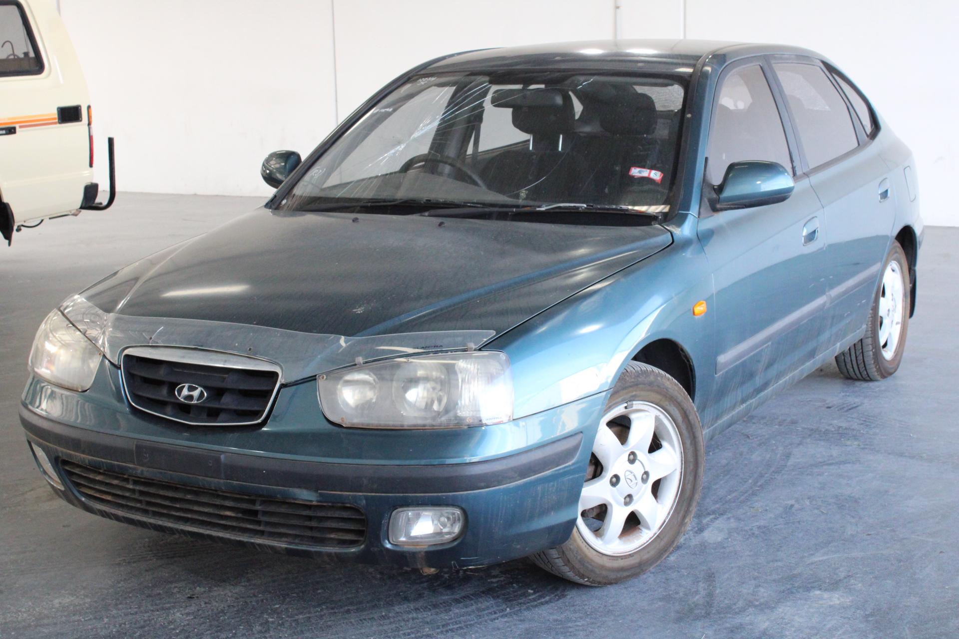 2003 Hyundai Elantra GLS XD Automatic Hatchback
