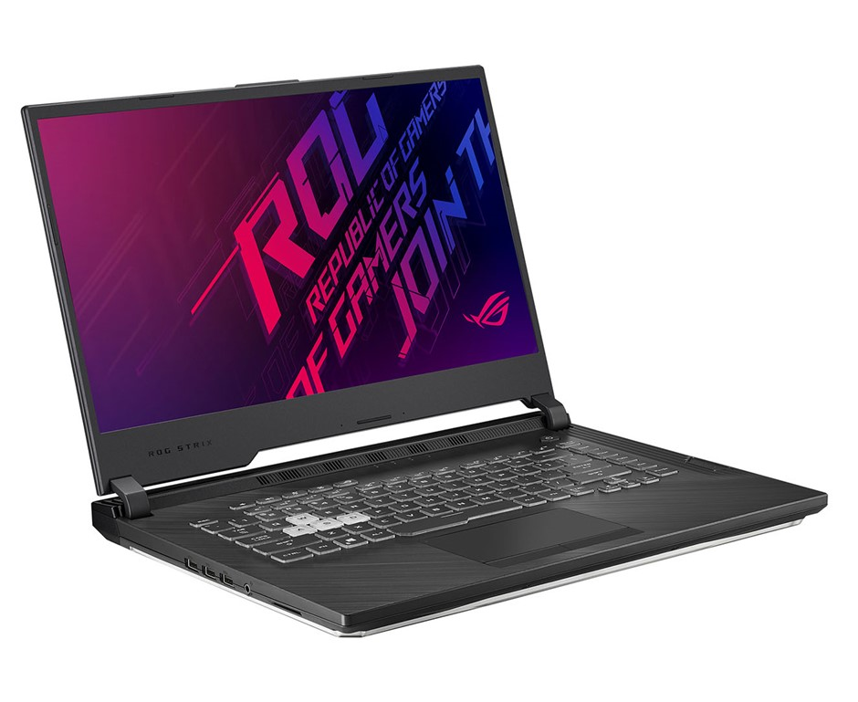 ASUS Republic of Gamers 15.6in Gaming Laptop. Features: Intel Core i7-9750H