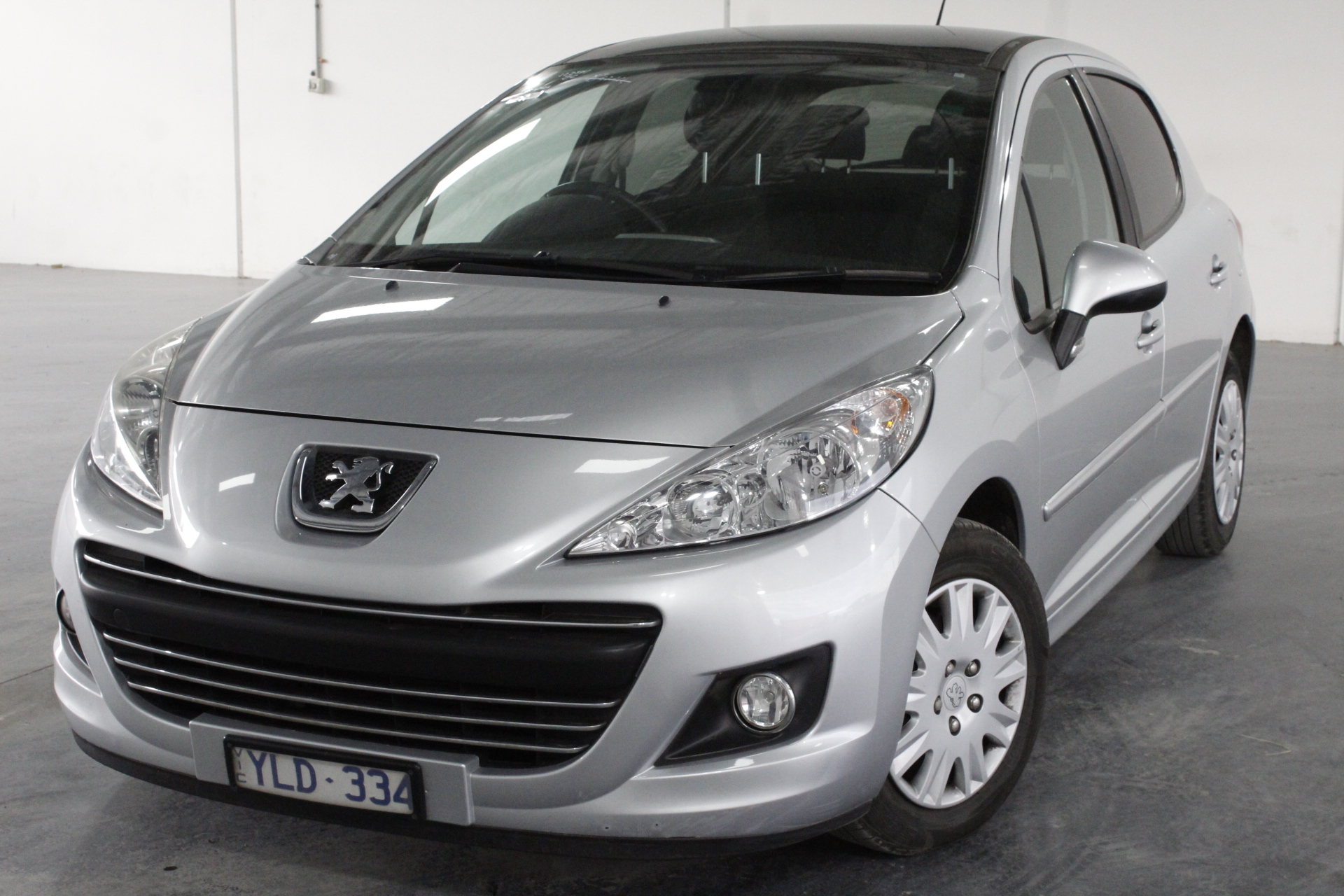 2011 Peugeot 207 XT Automatic Hatchback