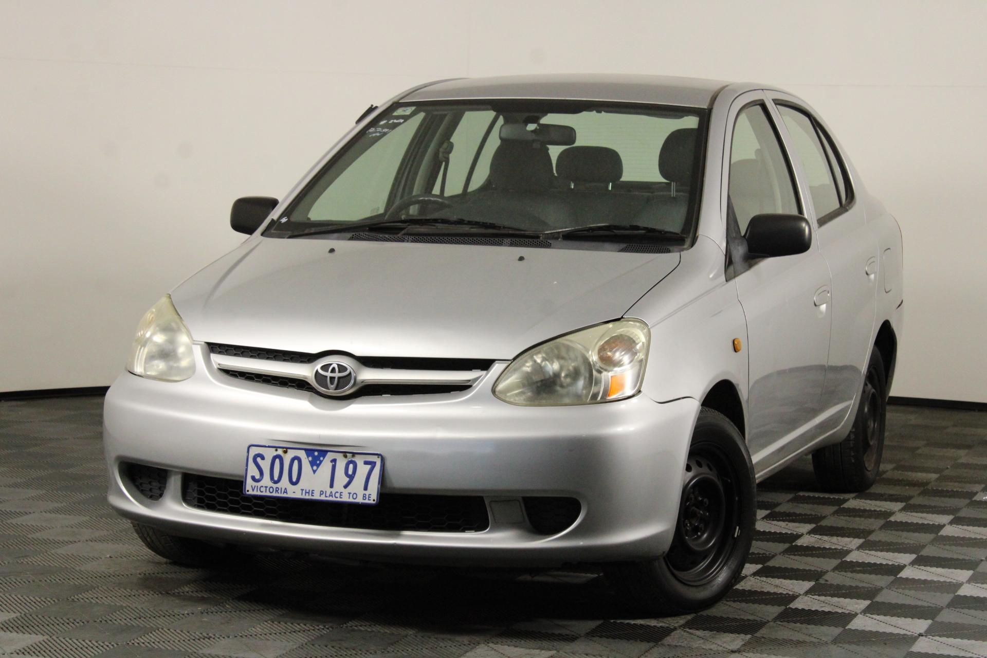 2003 Toyota Echo NCP12R Automatic Sedan