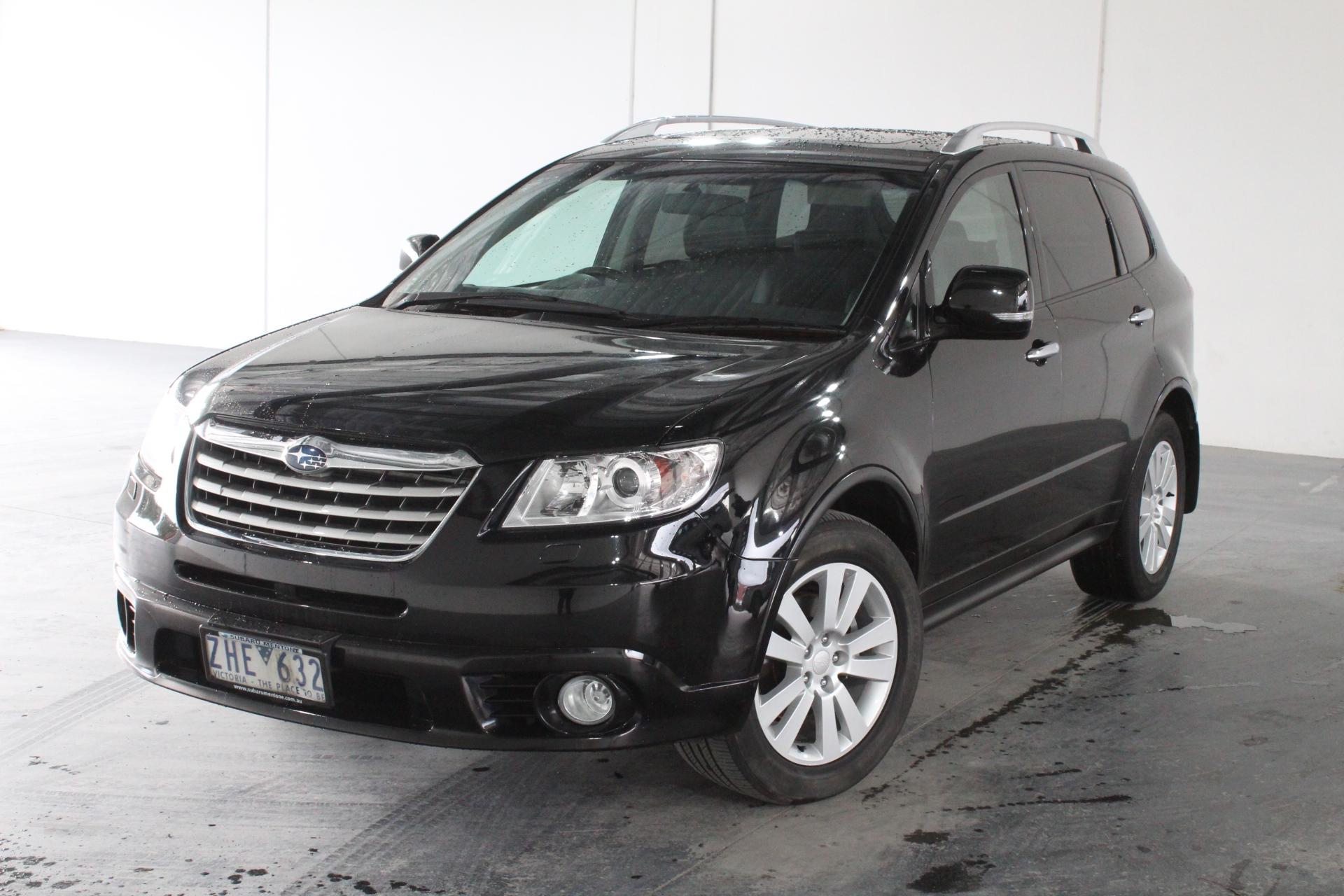2012 Subaru Tribeca 3.6R Premium B9 Automatic 7 Seats Wagon
