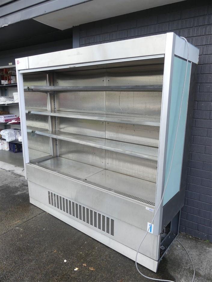 Sirius /Code 9271103 Stainless steel display fridge