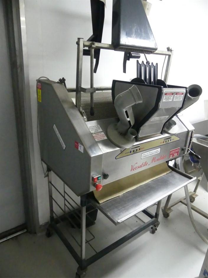 2014 Australian bakery equipment Versitile moulder