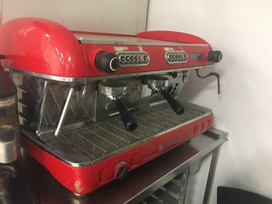 Sanremo Coffee machine