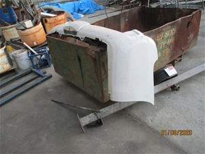 Landcruiser 200 Series Rear Bumper Bar C
