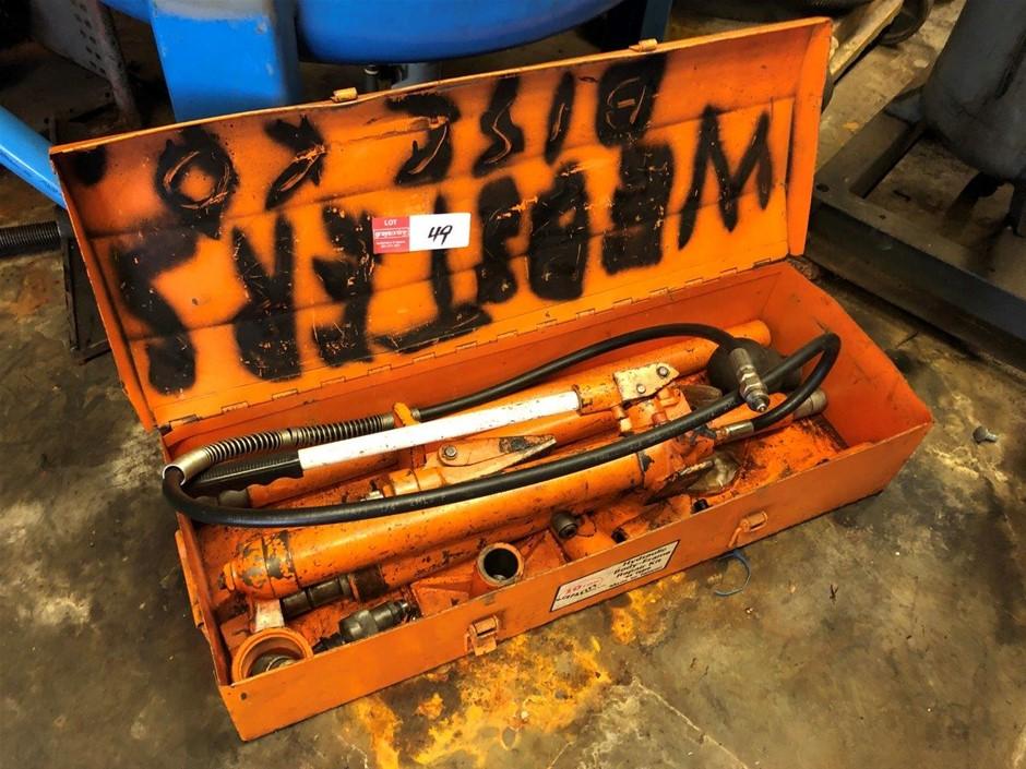 Hydraulic Puller Kit