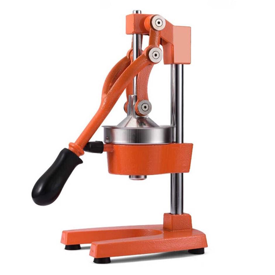 SOGA Commercial Manual Juicer Hand Press Extractor Squeezer Citrus Orange