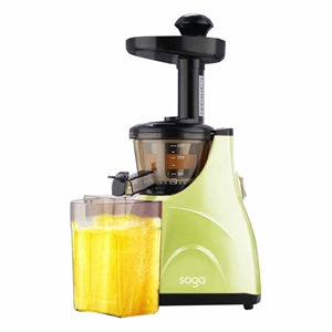 SOGA Slow Juicer Premium Masticating Ele