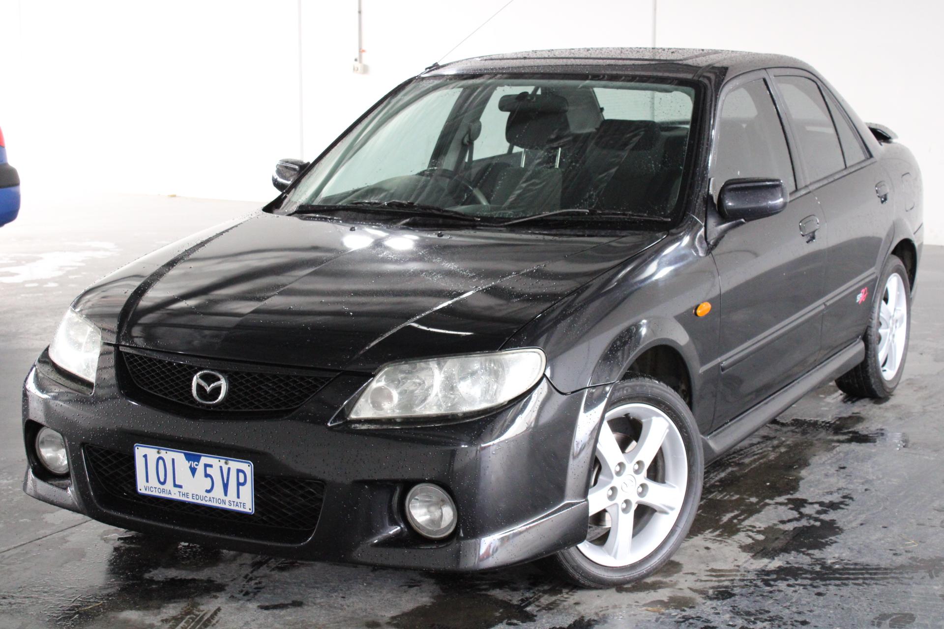 2002 Mazda 323 PROTEGE SP20 BJ Automatic Sedan