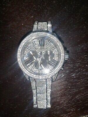 New Michael Kors 'Wren' gemstone classy watch.