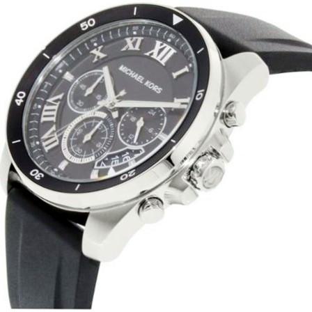 New exceptional Michael Kors 'Brecken' men's chronograph watch