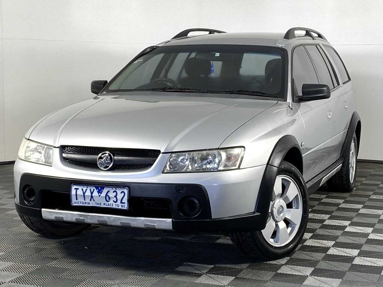 2005 Holden Adventra SX6 VZ Automatic Wagon