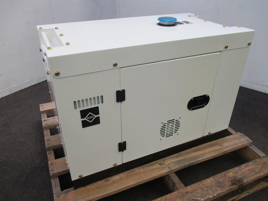 Unused IF8500T Diesel Generator